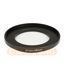 DSLRKIT 41mm-58mm 41-58 mm 41 to 58 Step Up Ring Filter Adapter