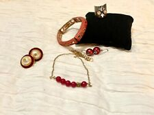 bracelets, necklaces 15 piece combo-earrings,