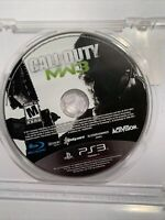 Call of Duty: Modern Warfare 3 (Sony PlayStation 3, PS3) MW3, Disc Only, Tested