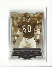 2008 Donruss Classics #123 Mike Singletary Bears /999