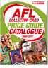 NEW-AFL COLLECTOR CARD PRICE GUIDE CATALOGUE (1988-2017 ) EDITION 3 -700 PAGES+