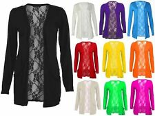 Women's Long Sleeve Floral Viscose Jumpers & Cardigans