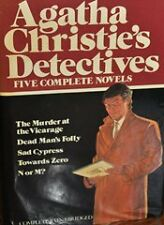 Agatha Christies Detectives: Five Complete Novels (The Murder at the Vicarage /