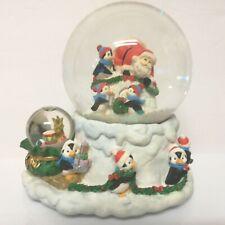 Christmas Snow Globe – Music Box Happy Holidays by The San Francisco Music Box C