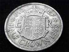 1959 ELISABETTA II half-crown MEDAGLIA