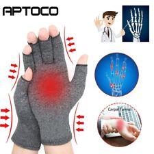 1x Pair Compression Arthritis Gloves Premium Arthritic Joint Pain Relief Glove