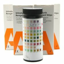 100 Urine Test Strips GP/DOCTOR URS10 Ketone pH Glu Blood Prot + Infection / UTI
