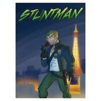 Sentinels of Multiverse SOTM Stuntman Mini Expansion Card Game GTGSTNT