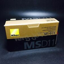 Nikon MS-D11 AA Battery Holder for Multi Power Battery Pack MB-D11 Original New