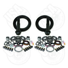 Differential Ring and Pinion-Rubicon Front,Rear USA Standard Gear ZGK011