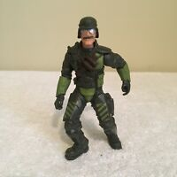 Soldier The Corps! Lanard 2013 Military 4in Action Figure Toy