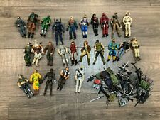 gi joe 3.75 action figures lot