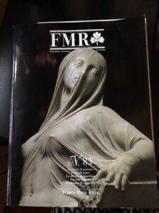 FMR, Dicembre 1990, Sansevero, Cassoni nuziali, Tanjore, Bambini russi, Presepi