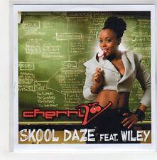(GH939) Cherriv, Skool Daze ft Wiley - DJ CD