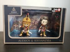 Assassins Creed Odyssey - Alexis And Kassandra Collector Figures