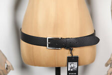 New Guess Leather Men's Belt Size L 103-113cm 105 Black (35) 19