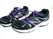New Balance Women's Size 7.5  490V2 Running Shoe  Medium Width Black Purple NB