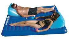 Swimline Swimming Pool Inflatable Durable Floating 2 Person Air Mattress (Used)