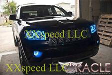 ORACLE for Jeep Grand Cherokee 2010-2013 BLUE LED Headlight Halo Angel Eyes Kit