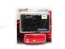 "Genuine COLTECH 3.5"" SATA to USB 2.0 External Hard Drive Enclosure"