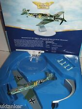 Corgi Aviation AA32103 Waldemar Wubkes Messerschmitt BF 109E-3 in 1:72 Scale.
