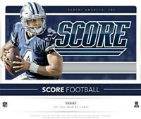 2017 Score Red NFL Football Parallel Cards Pick From List 221-440 With Rookies