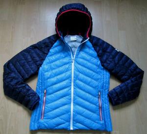 Dolomite Daunen Jacke in Größe XXL, super leicht - ansehen!