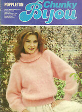 Sweater Vintage Patterns for Crocheting
