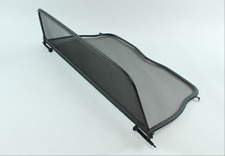 Frangivento windstop antivento per BMW serie 6 e64 2004-2010 Nero