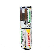 Snap-On 7.2V CTB5172 | CTB5172B Replacement Battery cells Tenergy 1000mAh NiCd