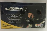 2008 Press Pass Speedway Racing Hobby Edition Box Factory Sealed 36 Pack