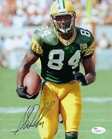 PACKERS Sterling Sharpe signed 8x10 photo JSA COA AUTO Autographed Green Bay