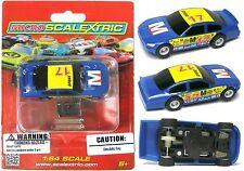 2014 Micro Scalextric USA NASCAR Stock ICB RCI Sport Slot Car #17 1:64 G2157
