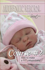 "~NEW SeCrIsT CoUrSe #2 HoW To MaKe A 17"" ReBoRn DVD~ REBORN DOLL SUPPLIES"