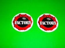 KG FACTORY CLUTCH ATV UTV QUAD MOTOCROSS MOTORCYCLE STICKERS DECALS