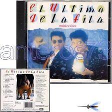 """EL ULTIMO DE LA FILA """"MUSICO LOCO"""" CD MADE IN HOLLAND"""