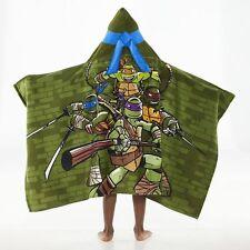 Nickelodeon Teenage Mutant Ninja Turtles Bath Wrap New