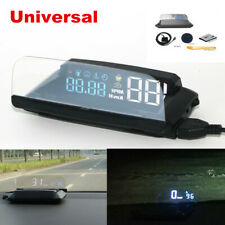 Head Up Display Projector Car Truck Universal Speedometer HUD Projector OBD2