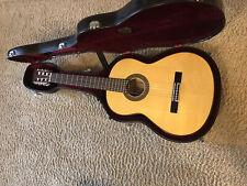 Yamaha CG171SF Nylon String Flamenco Guitar with humi-case Excellent