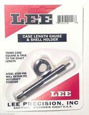 91292 Lee Custom Case Length Gauge /& Shell Holder 50 BEOWOLF