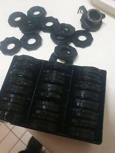 35 Vintage Elna pattern discs wheels stitching  sewing