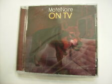 MOTELNOIRE - ON TV - CD SIGILLATO 2016 JEWELCASE