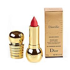 Dior Shimmer Stick Red Lipsticks
