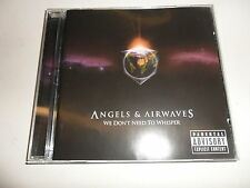 Cd    Angels & Airwaves  ‎– We Don't Need To Whisper