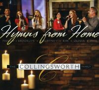 The Collingsworth Family - Hymns from Home [New CD]