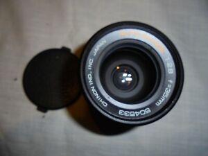 2 Camera Lenses for 35mm