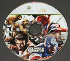 Marvel Ultimate Alliance Xbox 360 Disc Only