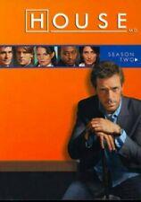 House: Season Two (2005) DVD [REGION 1 U.S. IMPORT] - NEW & SEALED