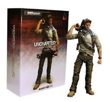 Square Enix Play Arts Kai UNCHARTED3 Nathan Drake Action Figure