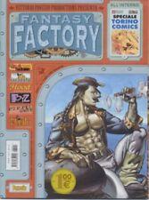 VITTORIO PAVESIO Productions FANTASY FACTORY Numero 1 Speciale Torino Comics